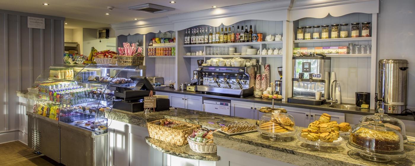 Duthie Park Aberdeen Cafe
